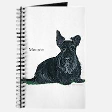 Laughing Scottish Terrier Journal