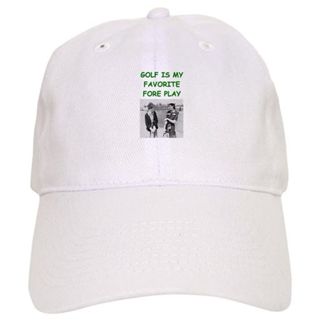 golf joke Cap