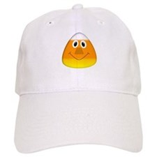 Candy Corn Pirate Baseball Cap