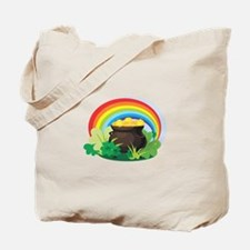POT OF GOLD Tote Bag