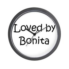 Funny Loved by a Wall Clock