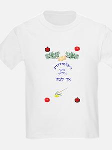 Sukkah Joy Kids T-Shirt