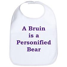 Unique Bruin Bib
