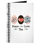 Peace Love Tea Journal