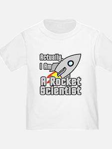 Rocket Scientist T