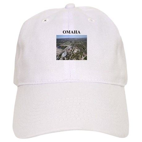 omaha gifts and t-shirts Cap