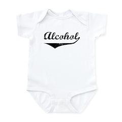 Alcohol Infant Bodysuit