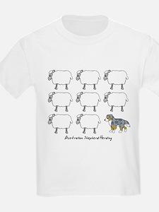 Herding Australian Shepherd T-Shirt