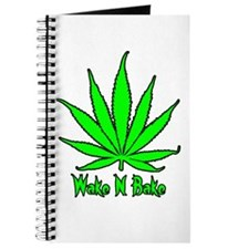 Wake N Bake Journal