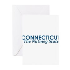Cute Connecticut Greeting Cards (Pk of 10)