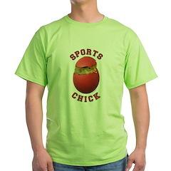 Dodgeball Chick 3 T-Shirt