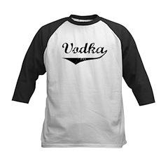 Vodka Kids Baseball Jersey