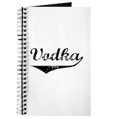 Vodka Journal