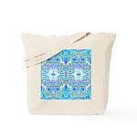 BLUE BUTTERFLIES Tote Bag