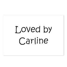 Cute Carlin Postcards (Package of 8)