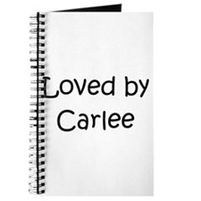 Unique Carlee Journal