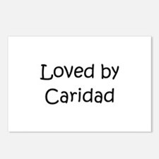 Cute Caridad Postcards (Package of 8)