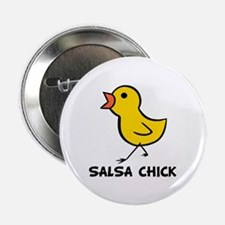 """Chick 2.25"""" Button (10 pack)"""