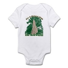 Redwood High Infant Bodysuit