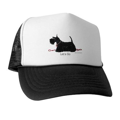 Scottie Let's Go! Trucker Hat