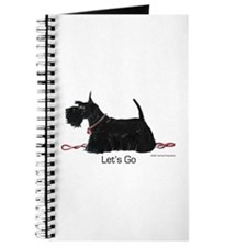 Scottie Let's Go! Journal