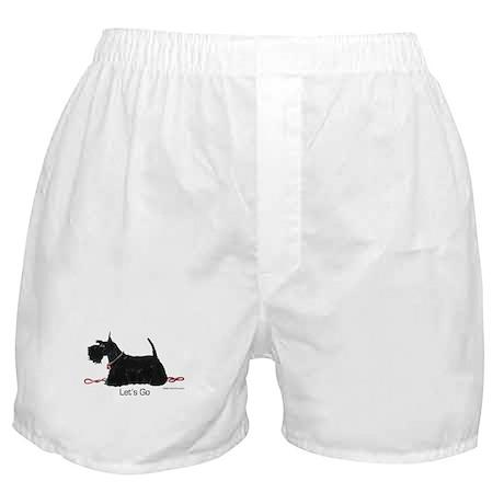 Scottie Let's Go! Boxer Shorts
