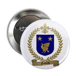 NADEAU Family Crest Button