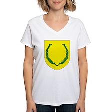 SCA Women's V-Neck T-Shirt