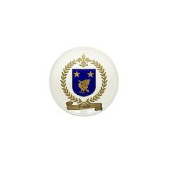 NADEAU Family Crest Mini Button (100 pack)