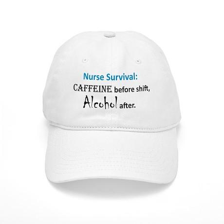 Nurse Survival Cap