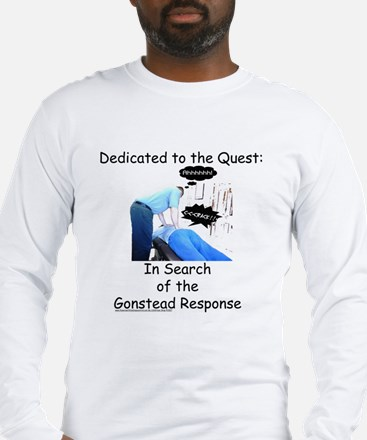 Gonstead Response Long Sleeve T-Shirt (Front)