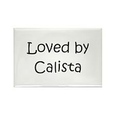 Unique Calista Rectangle Magnet (10 pack)