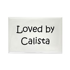 Unique Calista Rectangle Magnet