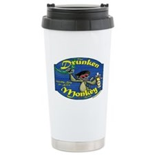 Drunken Monkey Travel Mug
