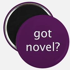 got novel? Magnet
