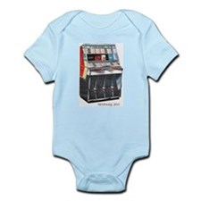 Seeburg 201 Jukebox Infant Creeper