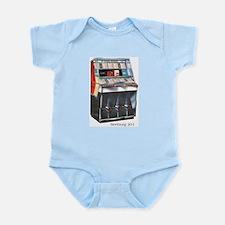 Seeburg 201 Jukebox Infant Creeper