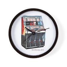 Seeburg 201 Jukebox Wall Clock