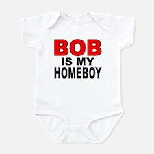 HOMEBOY BOB Infant Bodysuit