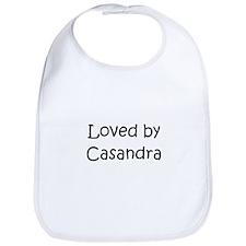 Cute Casandra's Bib