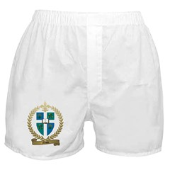 NAUD Family Crest Boxer Shorts
