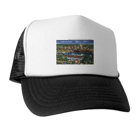 Pittsburgh PA Trucker Hat