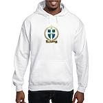 NAUD Family Crest Hooded Sweatshirt