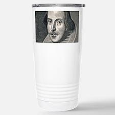 Wm Shakespeare Travel Mug