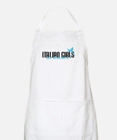 Italian Girls Do It Better! BBQ Apron