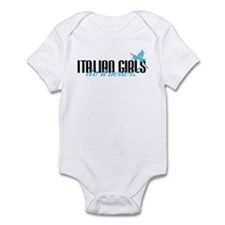 Italian Girls Do It Better! Infant Bodysuit