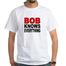 BOB KNOWS Shirt