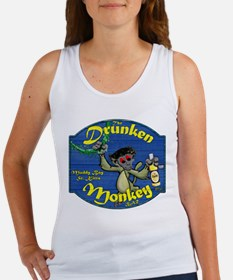 Drunken Monkey Women's Tank Top