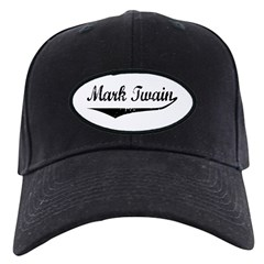Mark Twain Baseball Hat