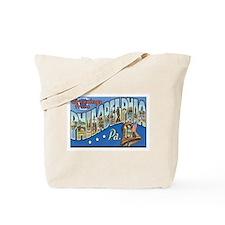 Philadelphia PA Tote Bag